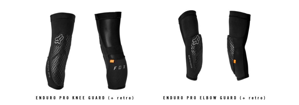 FOX Enduro Pro Knee e Elbow Guards