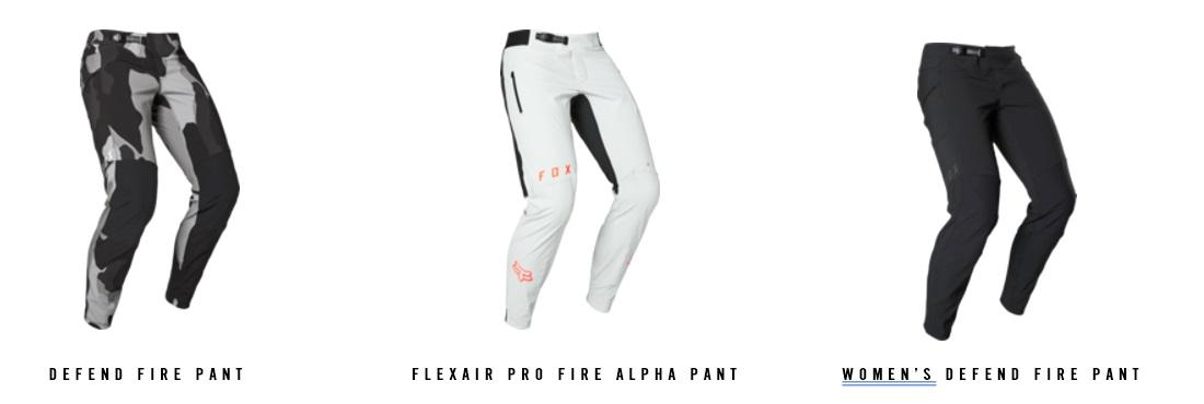 FOX Pants Fire